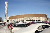 Olympiastadion Helsinki — Stockfoto