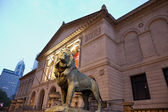 Art Institute of Chicago — Stock Photo