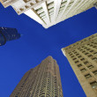 Trump Tower and Wrigley Building — Stock Photo #11051428