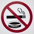No smoking and snuffing — Stock Photo