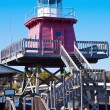 Two Rivers lighthouse — Stock Photo #11649565