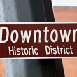 Downtown - Historic District — Stock Photo #11649980