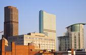 Morning in Denver — Stock Photo
