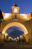 Santa Catalina Arch — Stock Photo