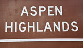 Aspen Highlands — Photo
