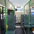 Empty bus — Stock Photo