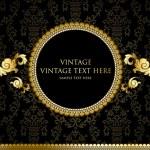 Vintage frame — Stock Vector #12227544