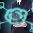 Cloud computing technology — Stock Photo #11258255