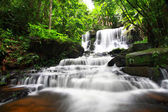 Man Daeng Waterfall — Stock Photo