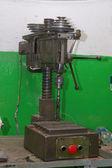 Máquina de perfuração — Foto Stock