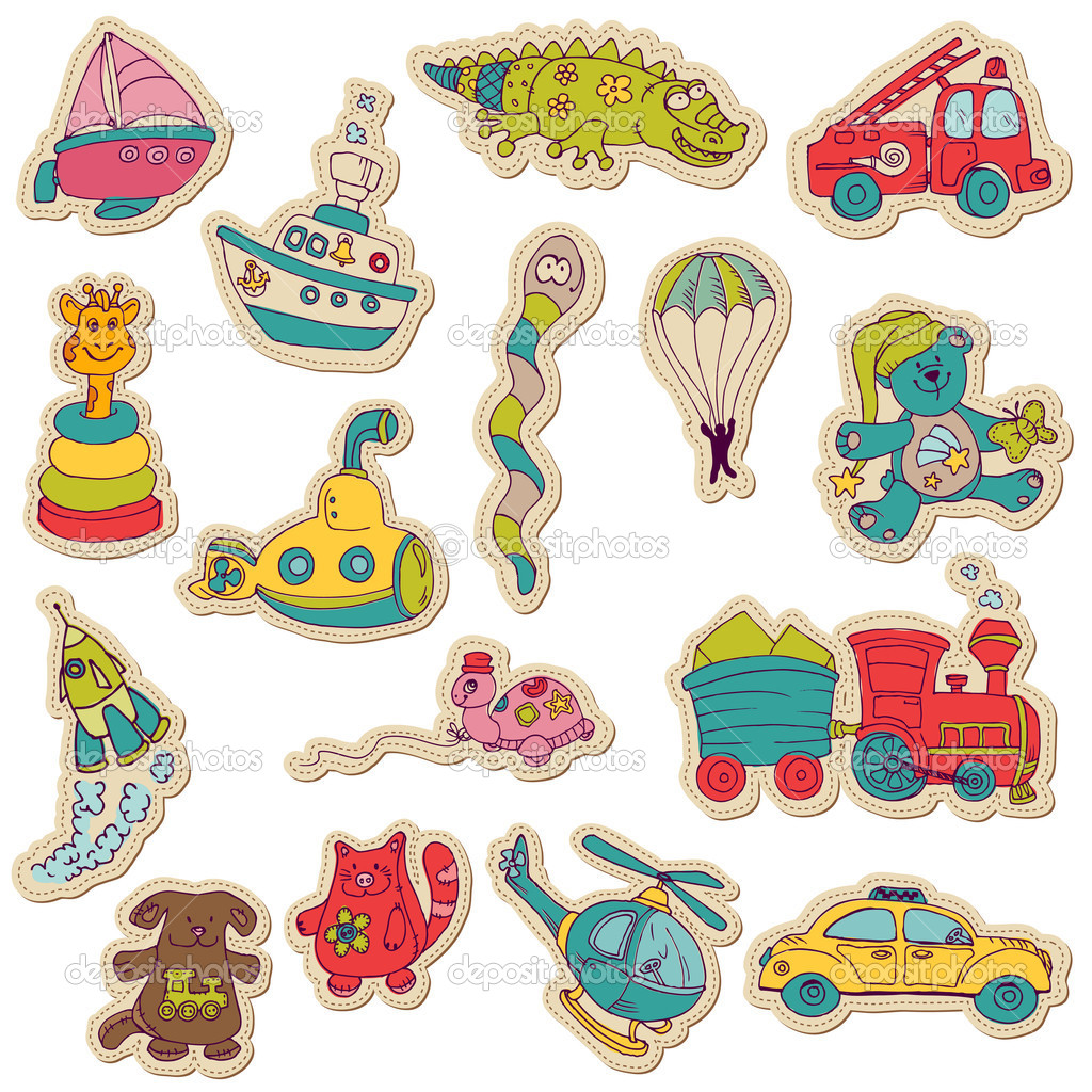 Baby Stickers For Scrapbooking Baby Toys Stickers For