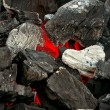 Barbecue Coals - 2 — Stock Photo