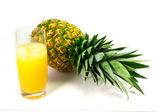 Pineapple cocktail - 2 — Stock Photo