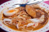 Thai noodles. — Stock Photo