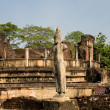 Stock Photo: Ancient Vatadage (Buddhist stupa) in Pollonnaruwa, Sri Lanka