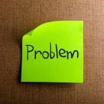 Problem — Stock Photo #11563359