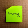 Strategy — Stock Photo #11563381