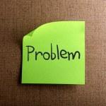 Problem — Stock Photo #11563453