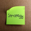 Strategy — Stock Photo #11563525