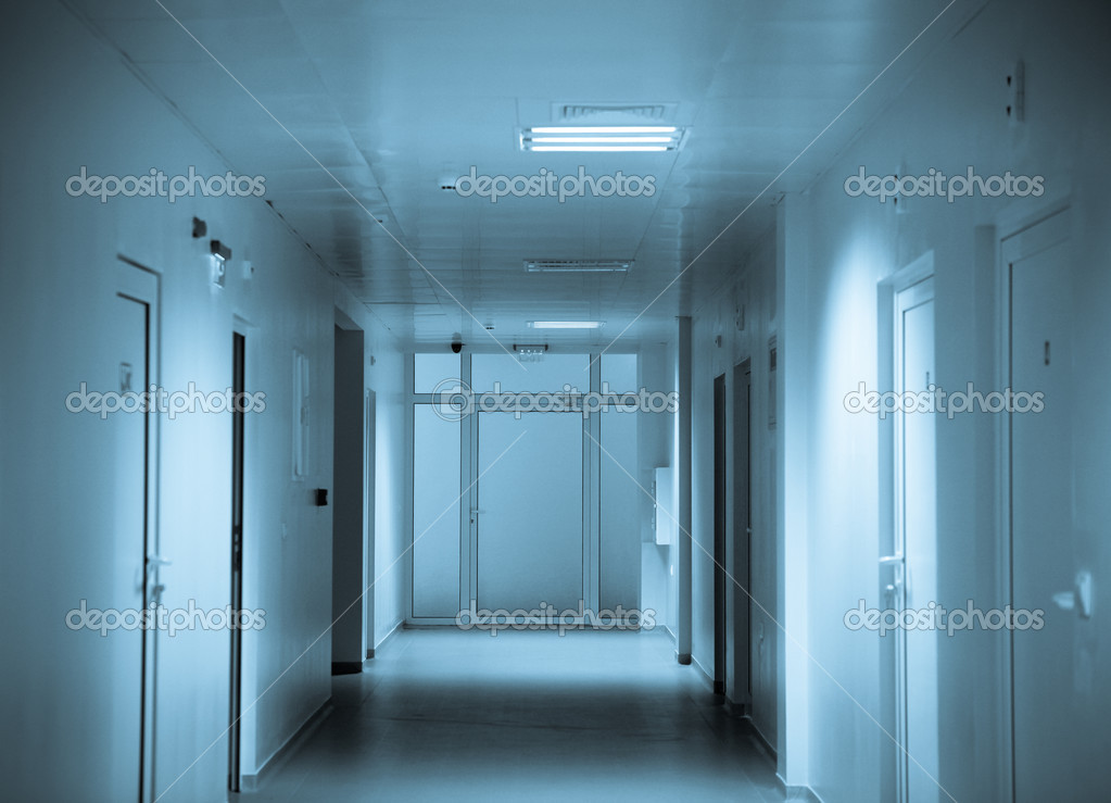 Hospital interior. — Stock Photo #12159250