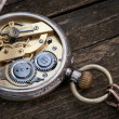 Royalty-Free Stock Photo: Old pocket watch