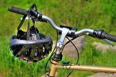 Bike helmet 2 — Stock Photo