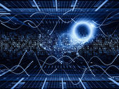 Toward Global Technologies — Stock Photo
