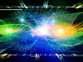Computing Signal — Stock Photo