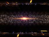 видение технологии — Стоковое фото