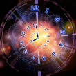 Abstract clock - Lizenzfreies Foto