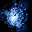 Time gears — Stock Photo #10998235