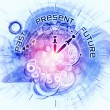 Time background — Stock Photo #10998408