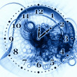 Time loop - Foto de Stock
