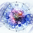 Temporal dynamic — Stock Photo #10998469