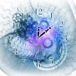 Clock dynamic — Stock Photo
