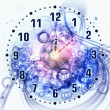 Time burst — Stock Photo