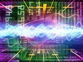 Computing arrangemang — Stockfoto