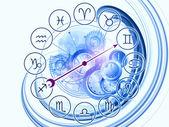 Inside of Zodiac — Stock Photo