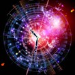Clock universe — Stock Photo #11244821
