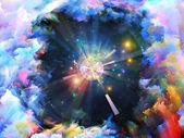 Emergence of light — Stock Photo