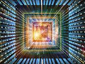 CPU Computing — Stock Photo