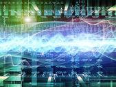 Computing metafor — Stockfoto