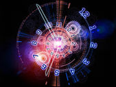 Clock world — Stockfoto