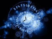 Zaman içinde — Stok fotoğraf