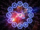 Dial of Zodiac — Stock Photo