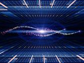 Kierunku technologia cyfrowa — Zdjęcie stockowe
