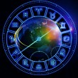 Astrology Dial — Stock Photo #11738907
