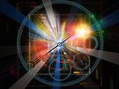Inner Life of the Chronometer — Stock Photo