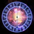 Stock Photo: Abstract Zodiac backdrop