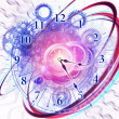 Time loop - Stock Photo